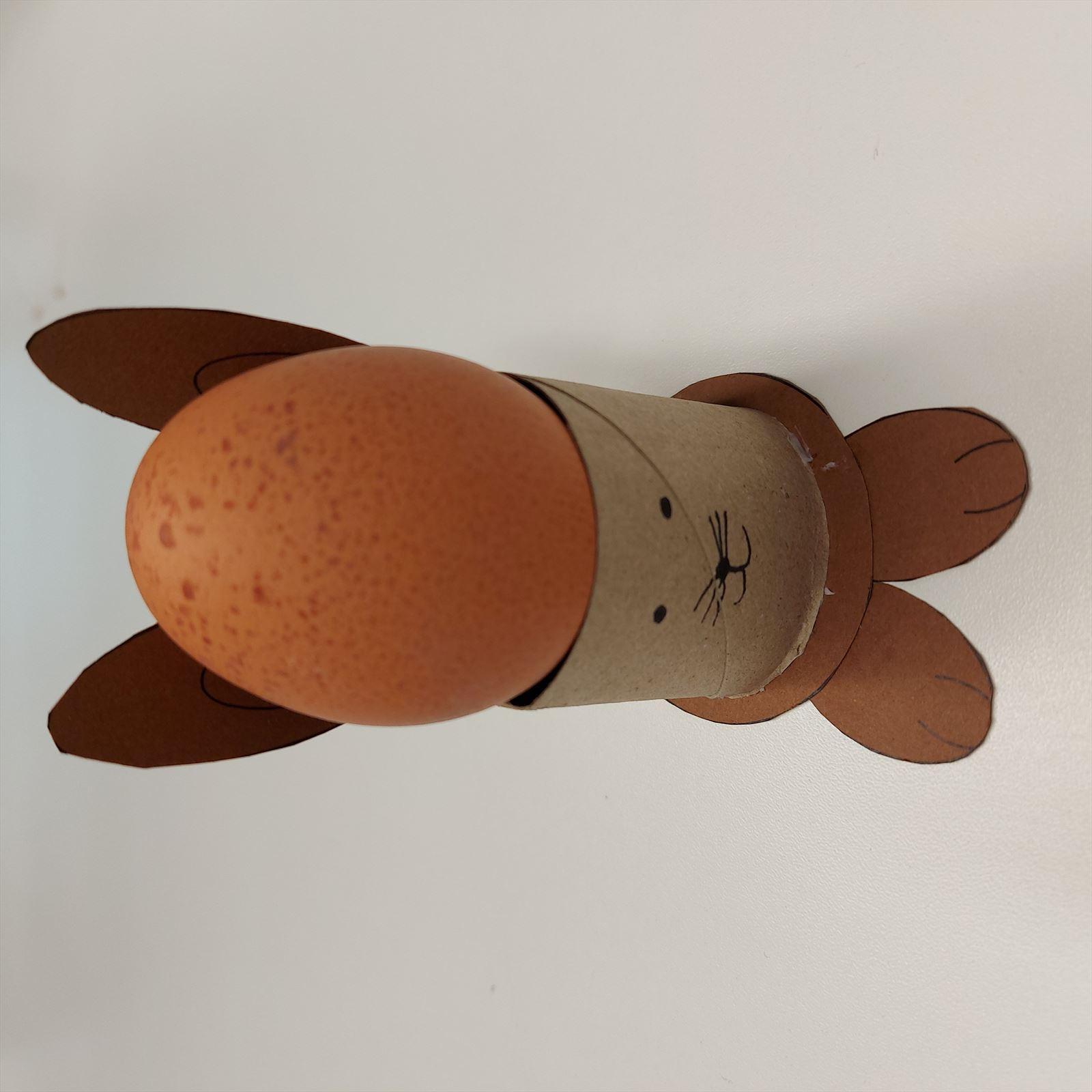 Osterhase-Eierbecher