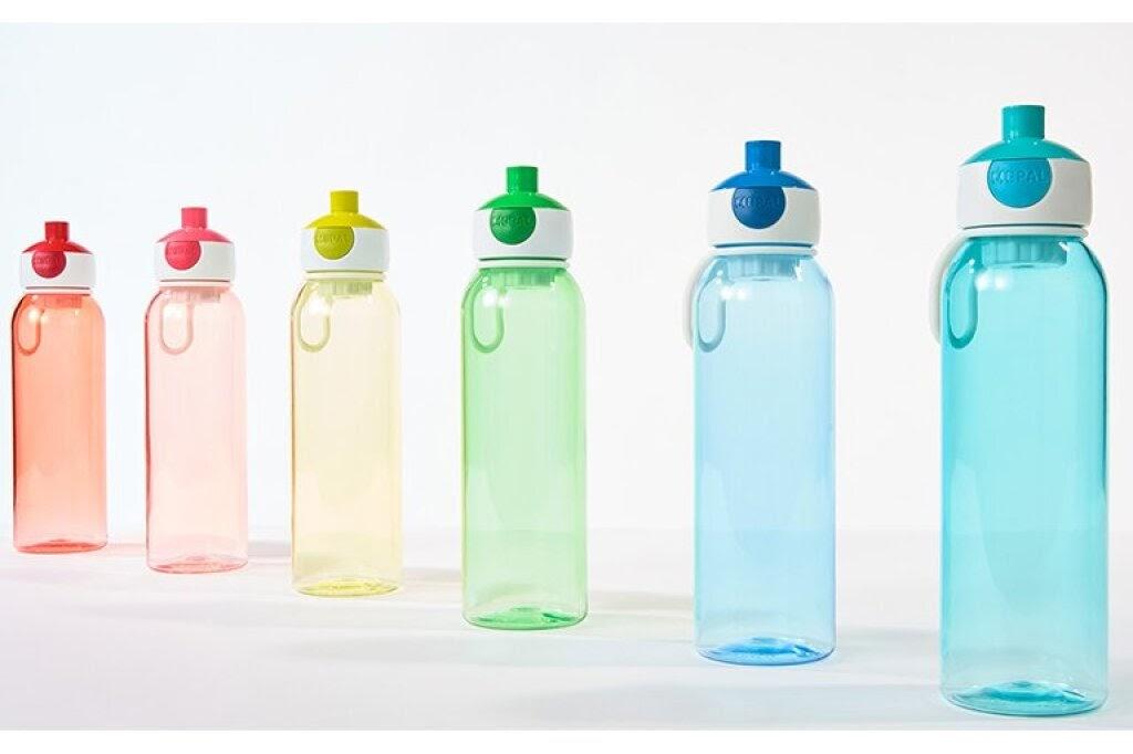 Wiederverwendbare Trinkflasche Planet Happy