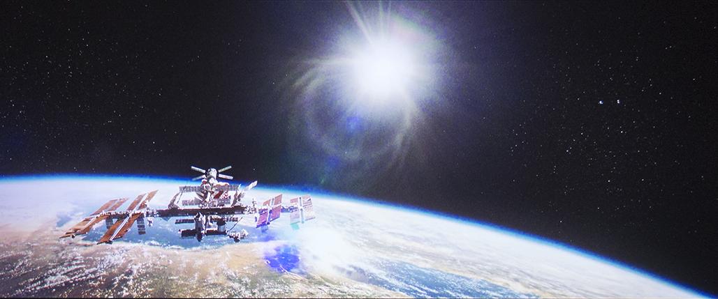 De Acer VL7860 projecteert Gravity