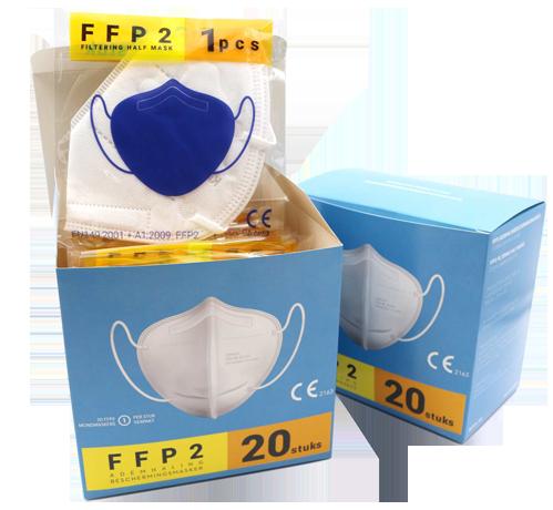 ffp2 corona mondkapjes