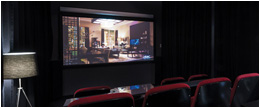 Home Cinema beamer winkel