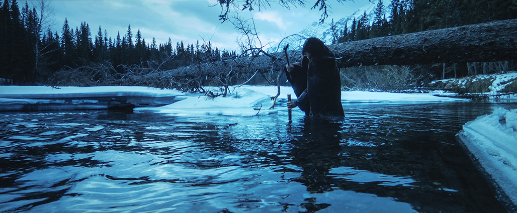De Optoma UHD65 projecteert The Revenant in HDR