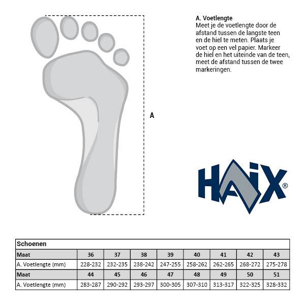 Haix Schoenmaten