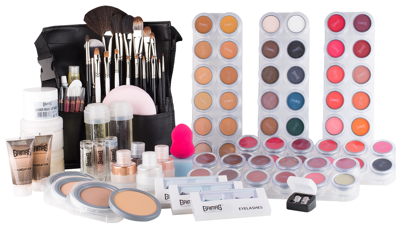 lespakket opleiding make-up artist