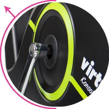 loopband hellingshoek en snelheid