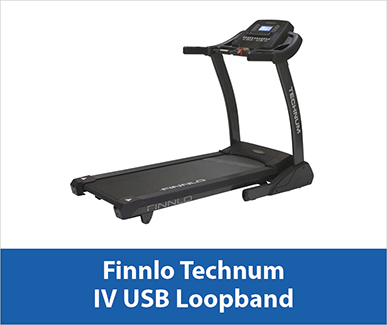 Finnlo Technum IV Loopband