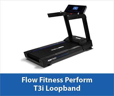 Flow Fitness T3i Loopband