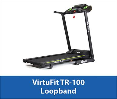 VirtuFit TR-100 Loopband