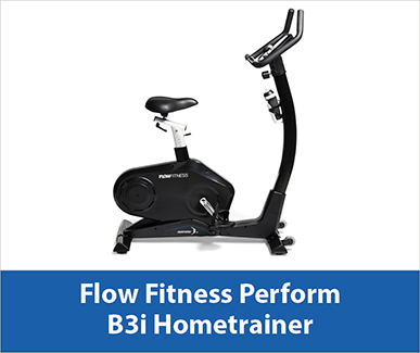 Flow Fitness B3i Hometrainer