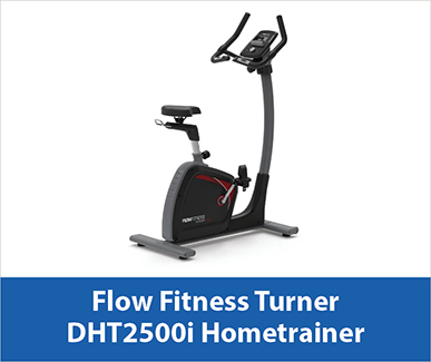 Flow Fitness DHT2500i hometrainer