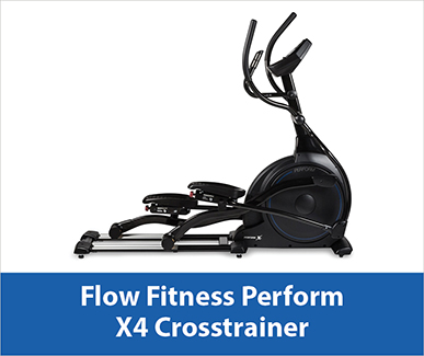 Flow Fitness Perform X4 Crosstrainer