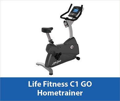 Life Fitness C1 Go hometrainer