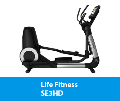 Life Fitness SE3HD
