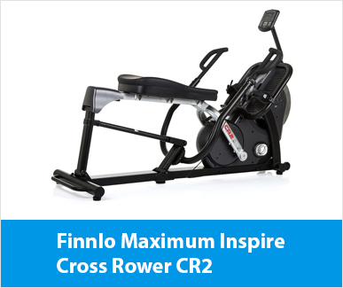 Inspire CR2 cross rower