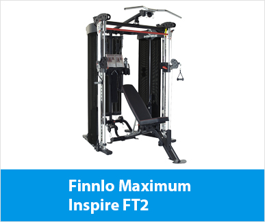 Finnlo Maximum Inspire FT2