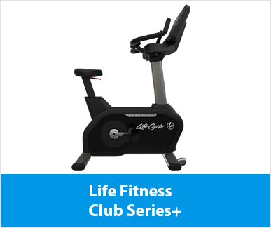 Life Fitness Club Series+ hometrainer