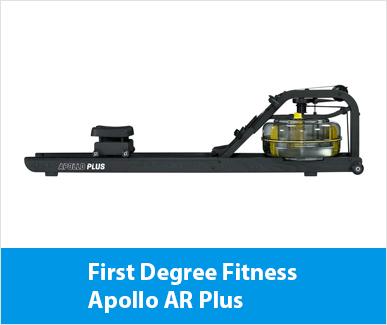 First Degree   Apollo AR Plus - Black