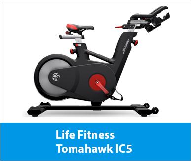 Life Fitness Tomahawk IC5i