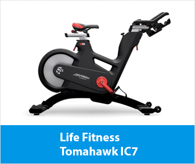 Life Fitness Tomahawk IC7
