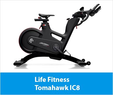 Life Fitness Tomahawk IC8