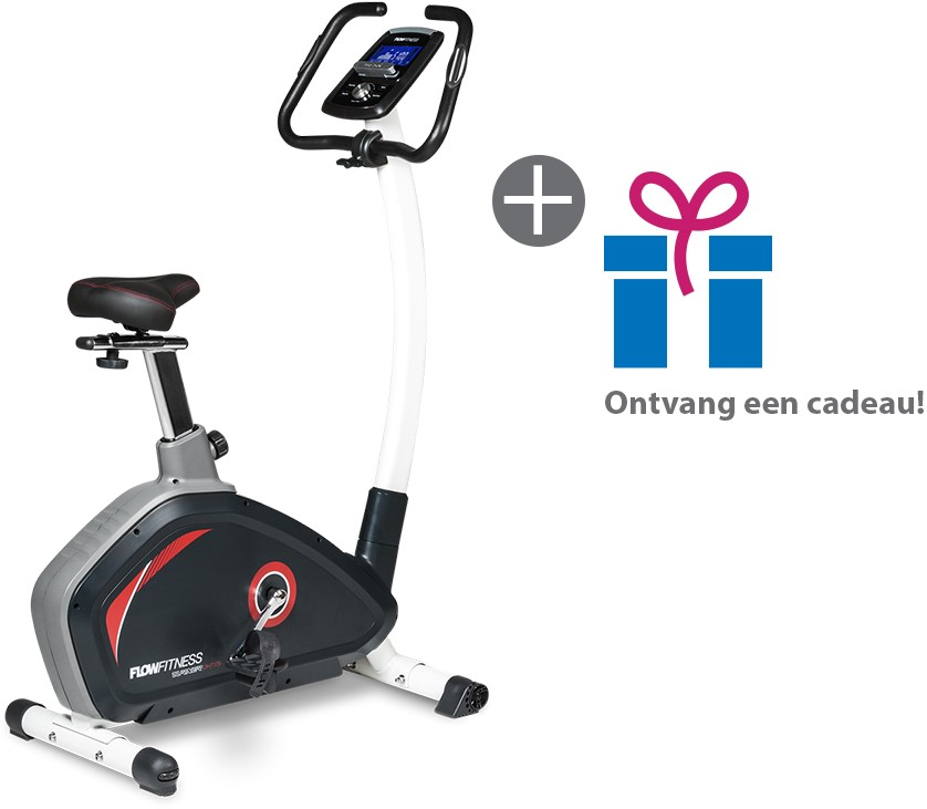 Flow Fitness Turner DHT175i