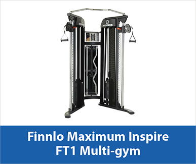 Finnlo Maximum Inpire FT1 Homegym