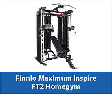 Finnlo Maximum Inpire FT2 Homegym