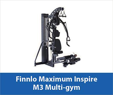 Finnlo Maximum Inspire M3 krachtstation