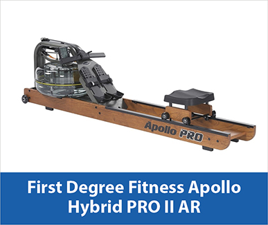 First Degree Fitness Apollo II AR roeiapparaat