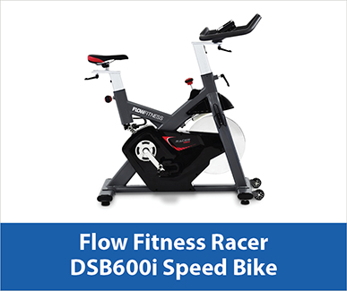 Flow Fitness Rower DSB600i