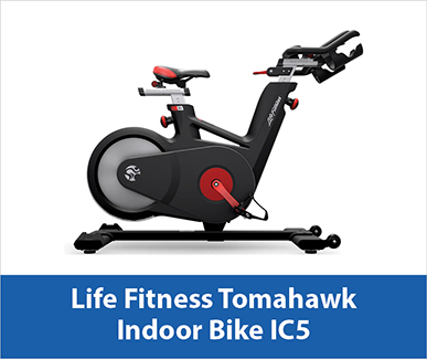 Life Fitness Tomahawk Indoor Bike IC5