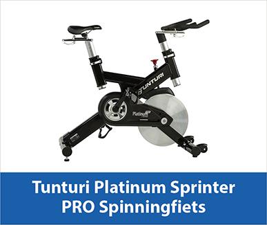 Tunturi Platinum Sprinter Pro
