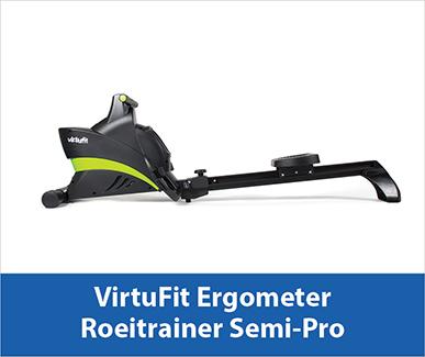 VirtuFit Ergometer Semi-Pro roeitrainer