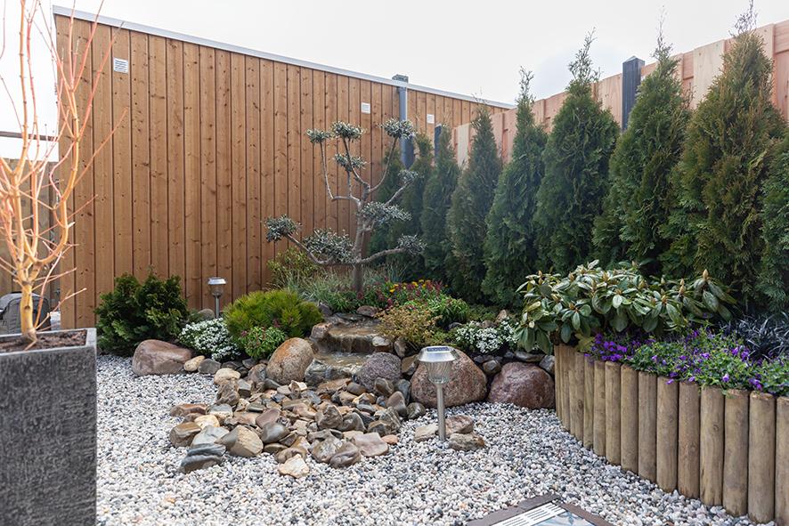 de grote tuinverbouwing gebruikte materialen afl. 29
