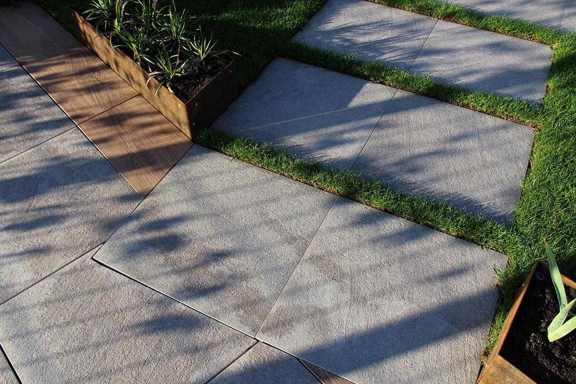 Uitgelicht - Daktuin in Oudewater met Gardenlux keramische tegels