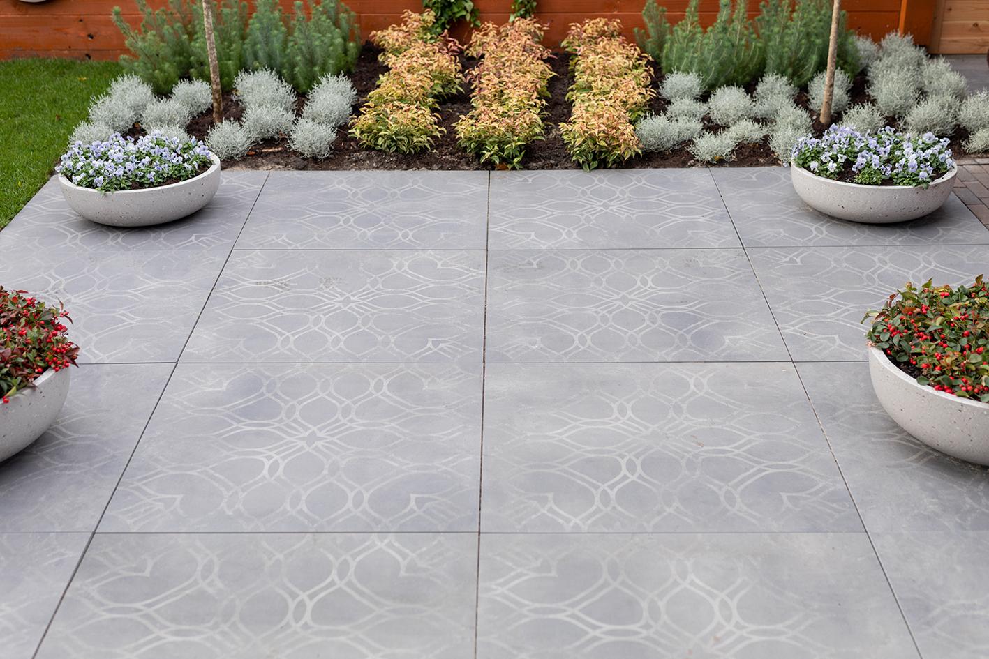 de grote tuinverbouwing gebruikte materialen afl. 12