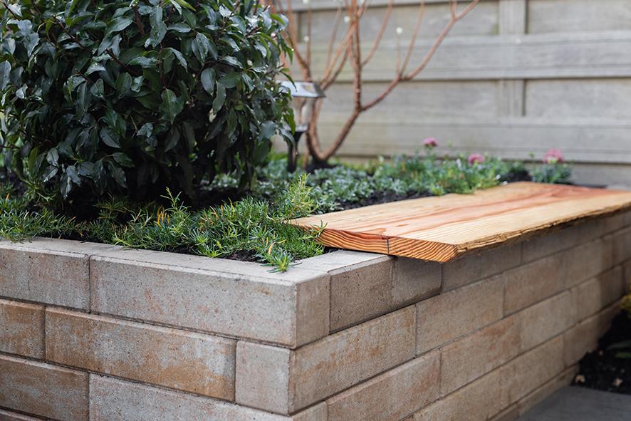 de grote tuinverbouwing gebruikte materialen afl. 22