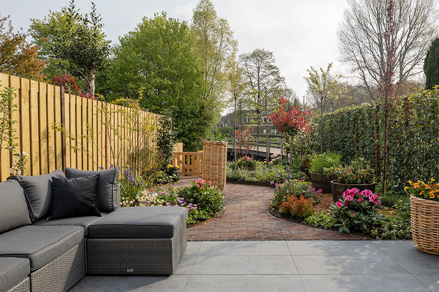 de grote tuinverbouwing gebruikte materialen aflevering 35